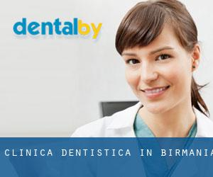 Clinica dentistica in Birmania