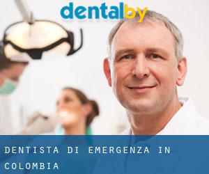 Dentista di emergenza in Colombia